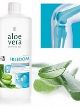 "Aloe Vera Drinking Gel ""Active Freedom"""