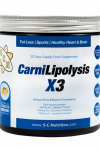 CARNI-LIPOLYSIS X3 – STRONG FAT LOSS FORMULA