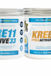 KREBS CYCLE ACTIVATOR 40 & CRE11 ACTIVE 33